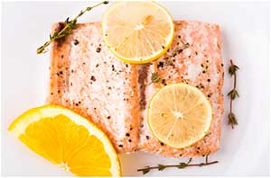 Citrus-y Salmon