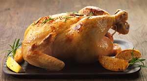Ina Garten's Perfect Roast Chicken