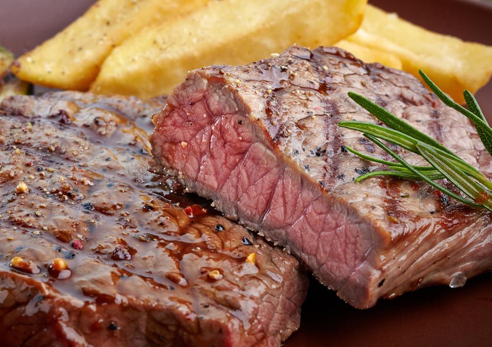 Favorite Marinated Steak