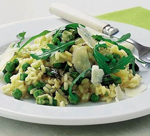 Summer (yes, you're worth it) Risotto